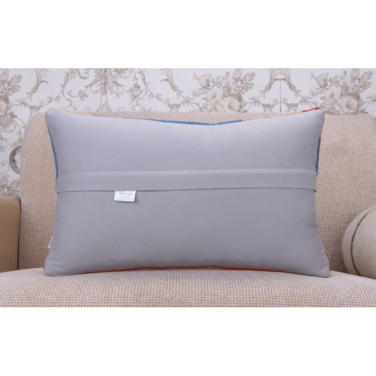 Retro Old Kilim Pillowcase 12x20 Quot Ethnic Sofa Couch