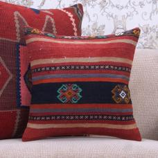 Retro Kilim Pillow Eclectic Interior Decoration Striped Outdoor Throw