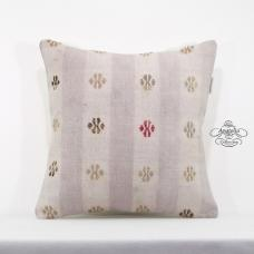 "Retro Kilim Pillowcase Tribal Decorative Kilim Pillow 16"" Turkish Cushion Cover"