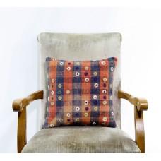 Sale! Vintage Embroidered Kilim Rug Pillowcase Home Garden Outdoor Decor Sham