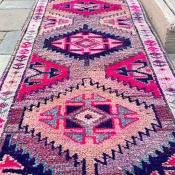Hand Knotted Rug Runners